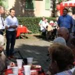 Viel Zuspruch für SPD-Anwohnerfest