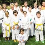 Gelungene Karatefreizeit