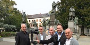 Lutherplatz wird komplett saniert