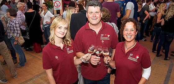 """400 Weine und Sekte warten am Montag bei """"Hagens Weinschatz"""" auf die Besucher im Wonnegauer Weinkeller. Archivfoto: Robert Lehr"""