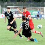 Positive Serie soll auch gegen den starken Aufsteiger FC Astoria Walldorf bestehen bleiben