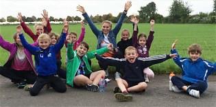 Gesunde und ausgewogene Ernährung neben Spiel und Spaß für Kinder…
