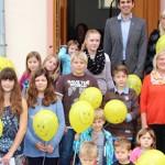 Luftballon flog 610 Kilometer