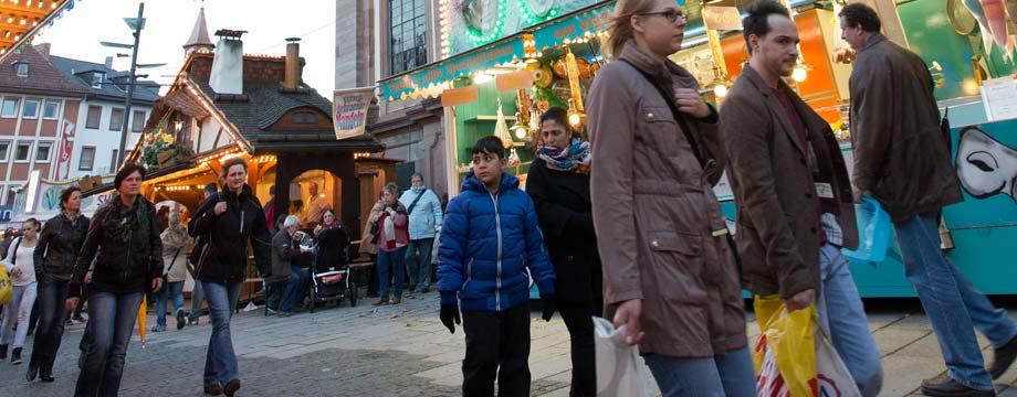 Allerheiligenmarkt lässt Kinderaugen leuchten