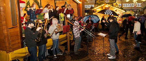 Der Wormser Weihnachtsmarkt, hier die Eröffnung, soll seinen besonderen Charakter behalten.
