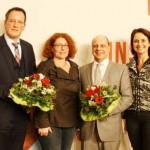 Neue Spitze bei der SPD Rheinhessen