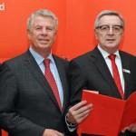 Komplettierung des Vorstandes durch Wolfhard Hensel