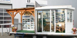 Schumacher GmbH – der Spezialist für Wintergärten und Überdachungen lädt ein