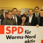 SPD Nord ehrt langjährige Mitglieder