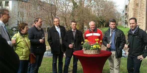 Zusammen mit Weinliebhabern freut sich die Vinovation Worms auf exklusive Weine des Luginsland. Foto: Florian Helfert