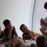 350. Kindergeburtstag im Nibelungenmuseum