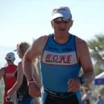 Wormser beim Ironman Südafrika
