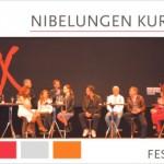 Sonnenstrahlen für das Nibelungen Festspiel Ensemble 2015