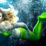 Einmal Meerjungfrau sein?