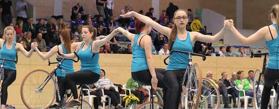 Deutscher Radsport-Nachwuchs trifft sich im BIZ
