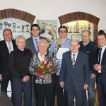 Abenheimer SPD ehrt langjährige Mitglieder für ihre Treue