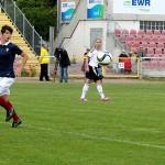 Beeindruckender Offensiv-Fußball der deutschen U17-Juniorinnen