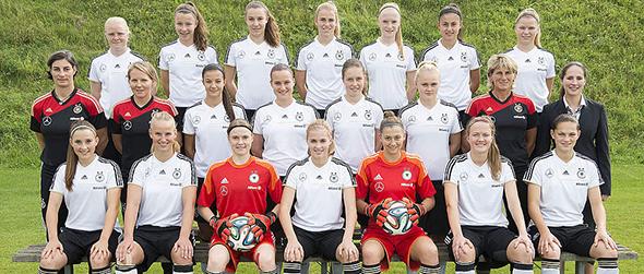 Fußball U17 Nationalmannschaft U17-nationalmannschaft