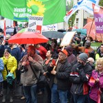 NPD-Kundgebung um 17 Uhr beendet