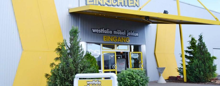 Westfalia Möbel Jelden schließt