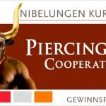 Piercing Ink Cooperation startet mit tollem Gewinnspiel in den August