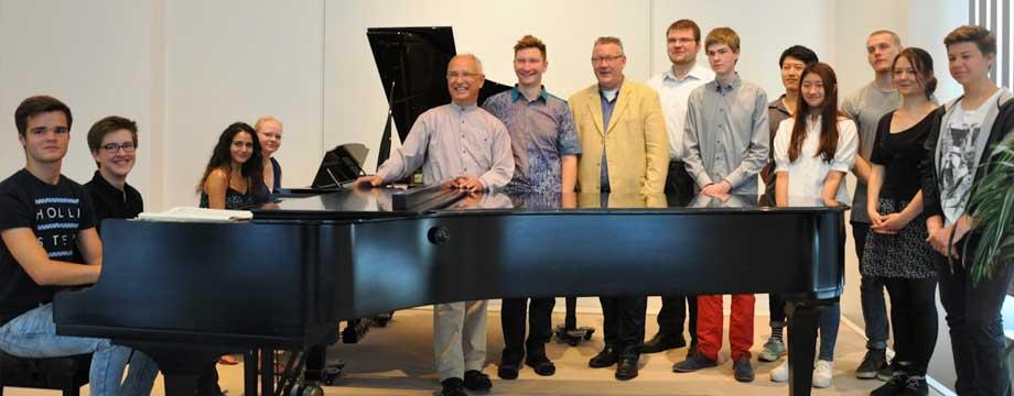 Konzert am Sonntag: Musik verbindet Nationen