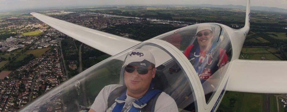 Lust auf ein Wochenende als richtiger Pilot?