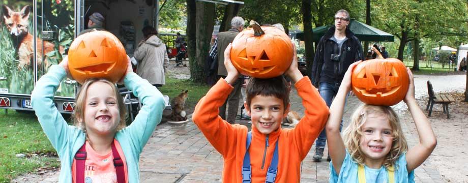 Buntes Herbstprogramm für Groß und Klein