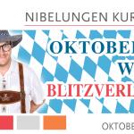 BLITZVERLOSUNG zum Oktoberfest auf der Kisselswiese