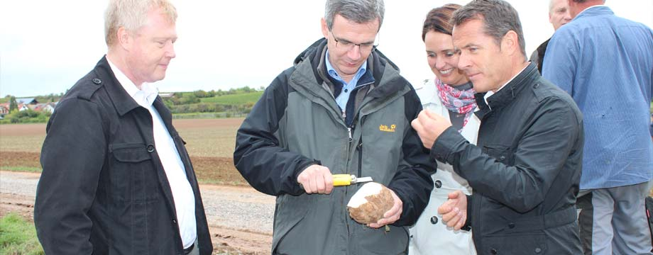 SPD unterstützt heimischen Zuckerrübenanbau