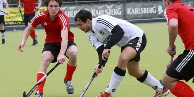 Beim Kantersieg gegen den Tabellenletzten TSG Neustadt war Janis Heyne dreifacher Torschütze beim 9:0 Erfolg. Foto: Marcus Diehl