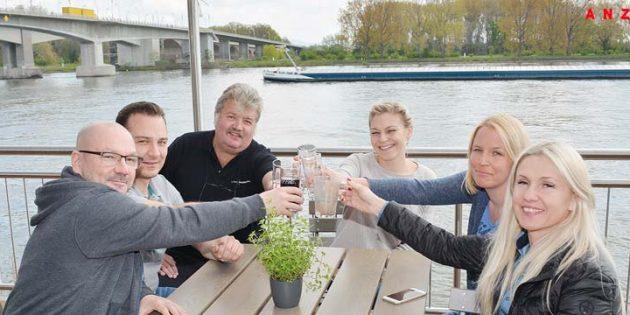 Die Wormser Seele hatam Rhein wieder ein Zuhause