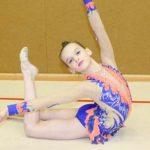 Silbermedaille für Melanie Dargel