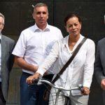 Neue Fahrradbeauftragte im Amt