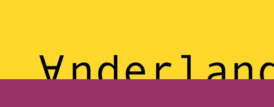 """Ausstellung """"Anderland"""" im Wormser"""