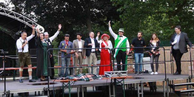 Vereine und Schausteller tragen die Traditionsveranstaltung