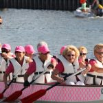 Gemeinsam im Boot gegen Brustkrebs