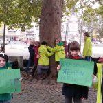 """""""Unser Baum soll leben!"""""""