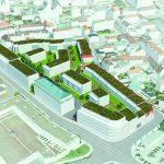 Meilenstein der Stadtentwicklung