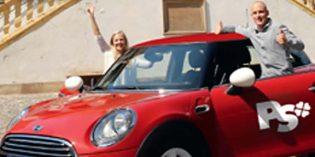 Jetzt einen schicken roten Mini One gewinnen!