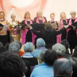 10 Jahre Chor mit Ludmilla