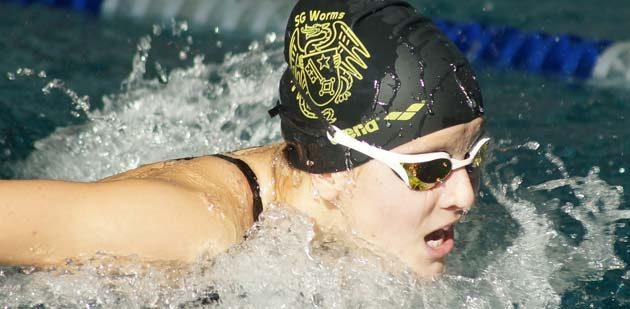 Karina Martin knackt SWSV Rekord von 1993