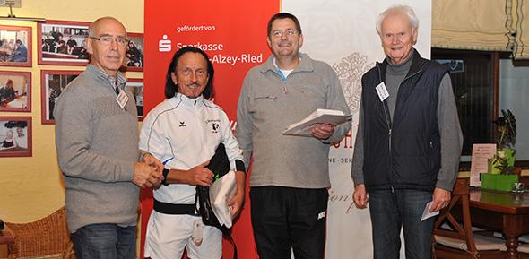 Tennis-Rheinhessenmeisterschaften der Senioren