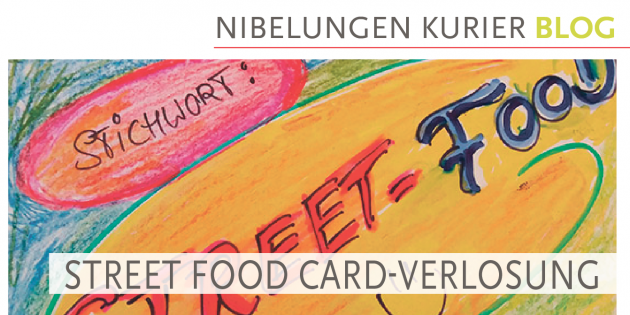 Street Food Tour – Food Card VERLOSUNG