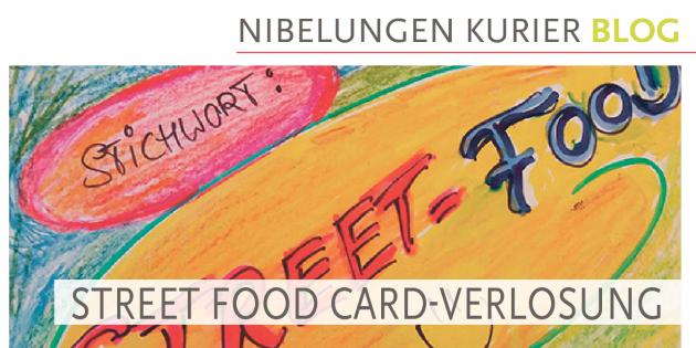 Street Food Tour – Food Card VERLOSUNG