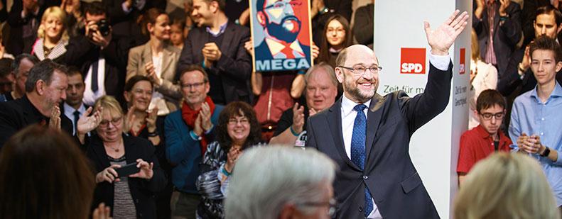 Schulz und Scholz in Worms