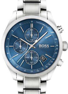 Der BOSS Chronograph ist eine Hommage an den Rennsport und steht für Leistung, Präzision sowie hohen Komfort. Er gehört zu den BOSS-Uhren, die es jetzt in Worms exklusiv beim Juwelier SAFAK gibt.