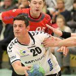 HSG-Handballer behielten in der aufgeheizten Halle kühlen Kopf