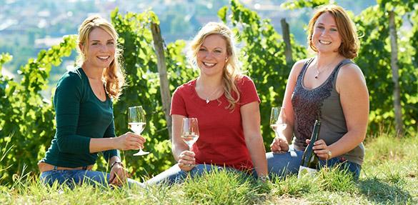 Die neuen Weinmajestäten werden am 16. September in Worms gekürt. Foto: Rheinhessen Touristik