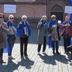 Die Bürgerinitiative möchte ein Zeichen für Europa setzen.